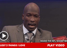 Chad Johnson -- I'm Taking Anger Management Classes