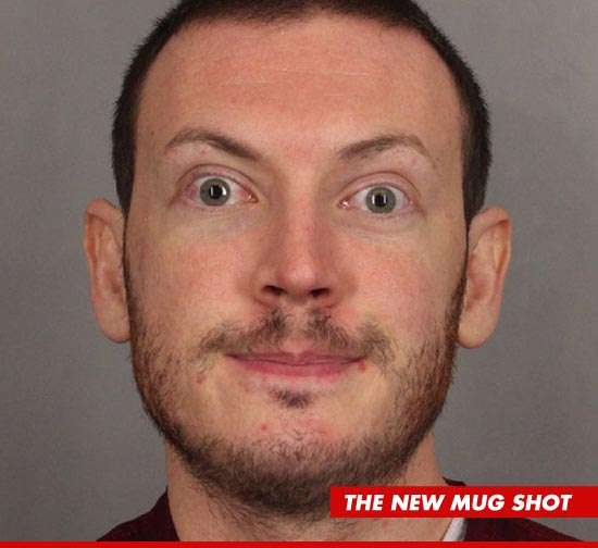 New James Holmes mug shot
