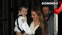Lindsay Lohan -- Domingo's Got My Back