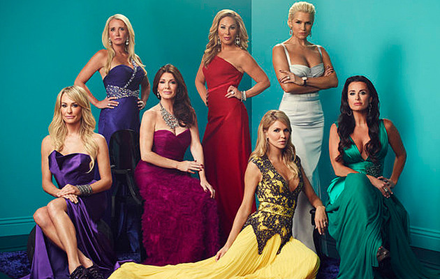 "New ""Real Housewives"" Casts Revealed -- Who's In and Who's Out!"