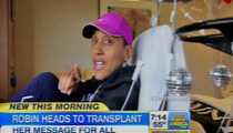 Robin Roberts from Hospital: I Feel the Love!