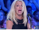 Britney Spears Freaks Out on &quot;X Factor&quot; -- And So Does Angry Contestant!
