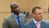 Chad Johnson -- Sentenced in Domestic Violence Case