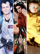 &quot;Ghostbusters&quot; Stars -- Then &amp; Now!
