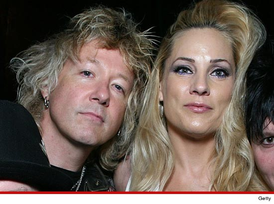 Scorpions Drummer James Kottak -- My Ex-Wife Is a Drunk, Unfit Mother