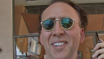 Nicolas Cage -- Ex-Security Guy SUES for $115k ... Actor Screwed Me!!!