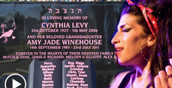 Amy Winehouse -- Not Even the Biggest Star in Her Own Grave
