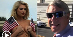 Kate Upton -- I Have Pull in Congress