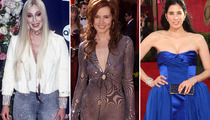 Emmy Awards -- The Worst Dressed Stars of All Time!
