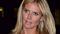 Heidi Klum -- I'm Ok with Going Topless ... ON MY TERMS