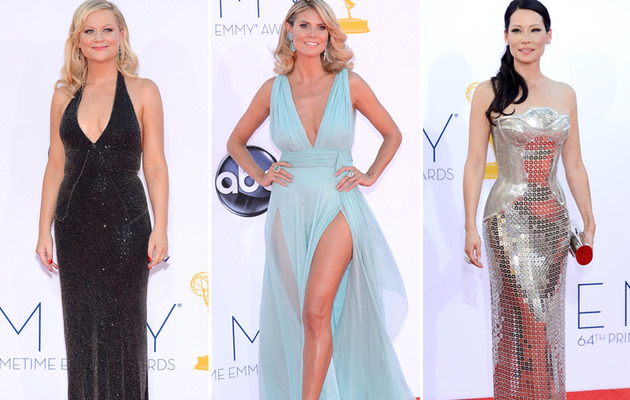 2012 Primetime Emmys -- The Best and Worst Dressed!