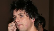 Billie Joe Armstrong -- Green Day Frontman Enters Rehab Following Concert Meltdown