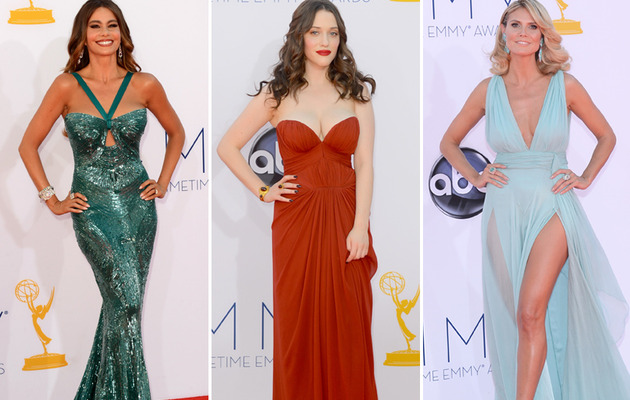 2012 Emmy Awards -- See The Star-Studded Red Carpet Arrivals