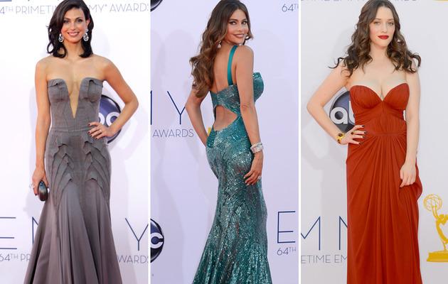 2012 Primetime Emmy Awards Sexiest Styles