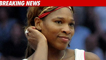 Serena Williams Hospitalized for Pulmonary Embolism