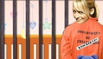 Preggers in Jail -- The Nicole Baby Story?