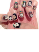 "Katy Perry Shows Off Awesome ""Daria"" Nails!"