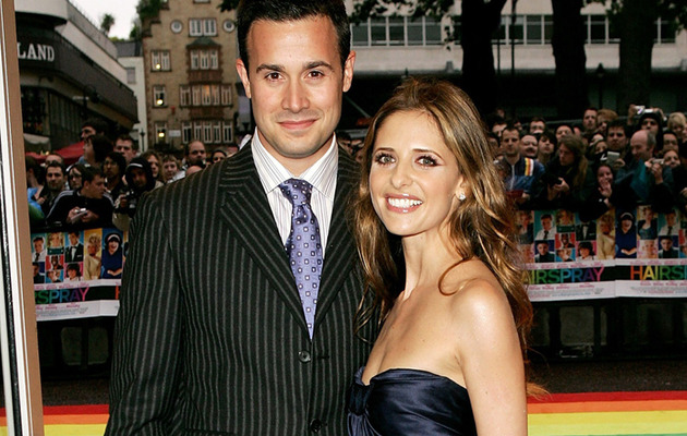 It's a Boy for Sarah Michelle Gellar and Freddie Prinze Jr!