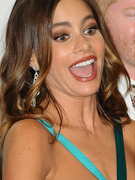 Sofia Vergara Suffers Major Wardrobe Malfunction At Emmys!