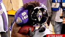 NFL Star Torrey Smith -- Stellar Game Helped Family Grieve