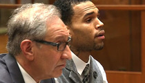 Chris Brown Fails Drug Test in Rihanna Case