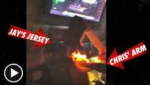 Chicago Hockey Legend Chris Chelios BURNS Jay Cutler Jersey [VIDEO]