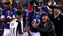 'Sunday Night Football' -- NBC Airs 'Bullsh*t' Chant on Live TV
