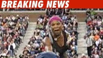 Serena Fined for Dropping F-Bombs on Judge