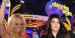 'Dancing With The Stars' -- Pam Anderson & Kirstie Alley Make Diva Demands