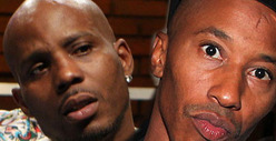 DMX Lashes Back at Fredro Starr -- &#039;He&#039;s 4 ft. Tall &amp; ALL TALK&#039;