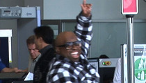 Cee Lo Green -- Volunteer Paparazzo for Brad Pitt