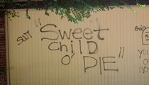 Axl Rose To L.A. Artist -- I Didn't Write That Graffiti Hate Message