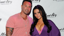 Jwoww & Roger Mathews Are Engaged!