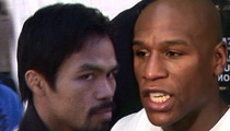 Floyd Mayweather Jr. & Manny Pacquiao Strike Deal In Defamation Lawsuit