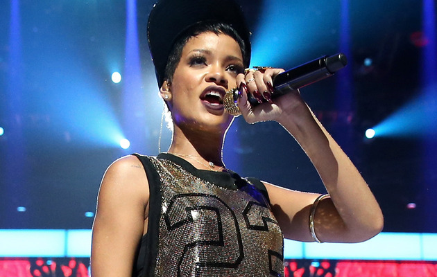 "Rihanna's New Song ""Diamonds"" -- Listen Here!"
