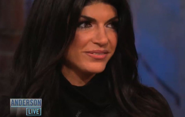 Anderson Cooper Calls Out Teresa Giudice for Being a Mean Girl