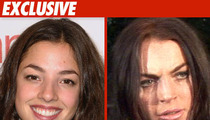 Actress Fills Lindsay Lohan's Slot