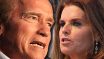 Arnold Schwarzenegger to Maria: It's My Book, It's My Money