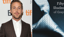 """50 Shades of Grey"" Author Shoots Down Ryan Gosling Casting Rumors"