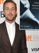 &quot;50 Shades of Grey&quot; Author Shoots Down Ryan Gosling Casting Rumors