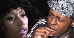 Nicki Minaj -- I Got Lil Wayne a 1,000-pound T-REX for His Birthday