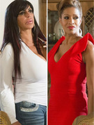 FIRST LOOK: Big Ang and &quot;Real Housewife&quot; Sheree in &quot;Scary Movie 5&quot;