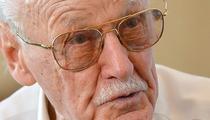 Comic Book Legend Stan Lee -- I Got a Pacemaker ... BUT I AIN'T DEAD!