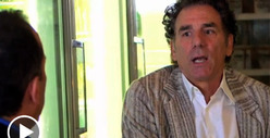 Michael Richards to Jerry Seinfeld -- I Learned My Lesson After 'Laugh Factory' Meltdown