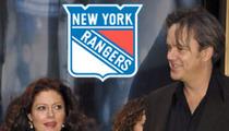Tim & Susan -- Huge Hockey Fans?