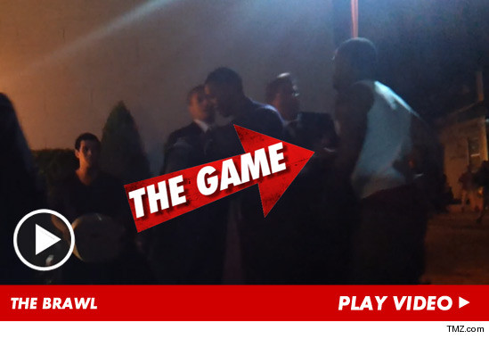 > Game Booted From Lil Wayne's Bday After Club Brawl - Photo posted in The Hip-Hop Spot | Sign in and leave a comment below!