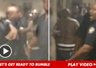 Rick Ross & Young Jeezy -- The BET Awards Fight Vid