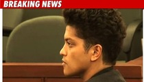 Bruno Mars Cuts Deal in Coke Possession Case