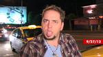 Jason Aldean's Drunken Walk of Shame ... Caught on Tape