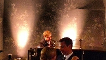 Elton John -- I'm a Wedding Singer Now!